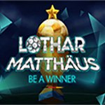 Lothar Matthaus. Be a Winner